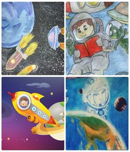 Конкурсы о звездах и планетах